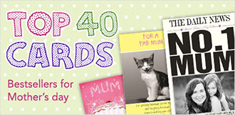 Top 40 Mother's Day Cards