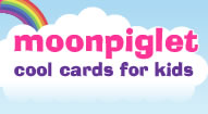 Moonpiglet - Cool cards for kids